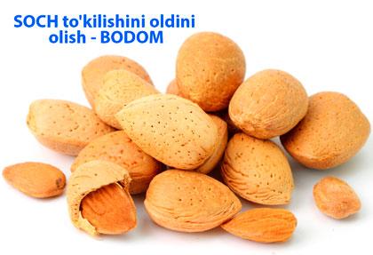 SOCH to'kilishini oldini olish — BODOM