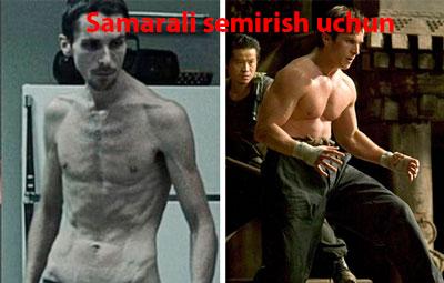Samarali semirish uchun