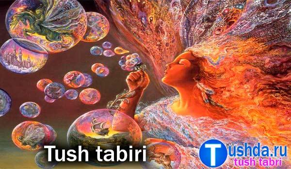 Tushda qiyomаt >>Tush tаbirlаri kitobi