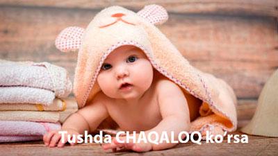 Tushda CHAQALOQ ko'rsa
