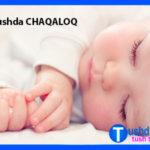 Tushda CHAQALOQ